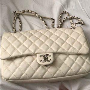 Chanel easy flap, medium